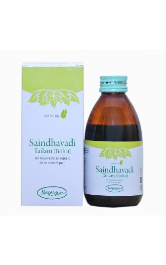 Saindhvadi Tailam 150 ml. Oil