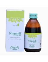Nirgundi Tailam 150 ml. Oil